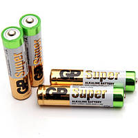 Батарейка микропальчик GP SUPER LR03 Pack