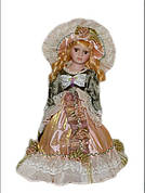 Куклы фарфоровые коллекционные