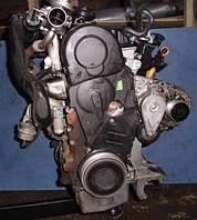 Двигатель ATD 74кВт без навесногоAudiA3 1.9tdi1996-2003