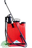 Садовый опрыскиватель-ранец на 16 литров 16e, оазис
