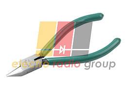 Кусачки Pro'sKit 1РК-701, диагональні, мідний дріт до 1,6 мм, 100 мм