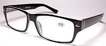 Мужские очки для чтения (111036 ч) + 4.0