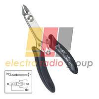 Кусачки Pro'sKit РМ-251, мікро, мідний дріт до 1,3 мм, 122 мм