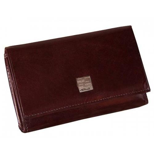 Женский кошелек из натуральной кожи VERUS Tokyo, арт.: 89B TK коричневый