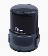 Оснастка Shiny автоматическая для круглой печати D46мм R-546