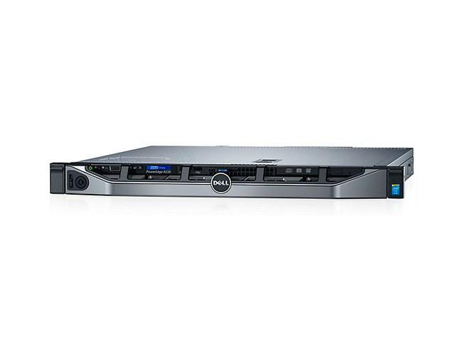 Сервер Dell PE R230 (210-R230-1230)