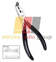 Кусачки Pro'sKit 1PK-291, мікро, мідний дріт до 1,6 мм, 125 мм