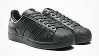 Кроссовки, Adidas Superstar Black