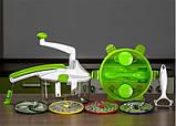 Ручной комбайн-овощерезка Рото Чамп Roto Champ, фото 5