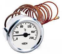 Термометр Pakkens Ø 60mm / max t°=200 / L-1m
