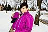 Слингопальто зимнее для слингомам, 4 в 1 (фото клиентки)