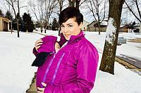 Слингопальто зимнее для слингомам, 4 в 1 (фото клиентки), фото 1