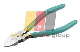 Кусачки Pro'sKit РМ-805Е, діагональні, для пластика, 135 мм