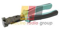 Кусачки Pro'sKit РМ-934, торцеві, стальний дріт до 2,0 мм, 190 мм