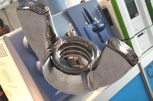Гайки барашек ГОСТ 3032-76, DIN 315   Фотографии принадлежат предприятию Крепсила