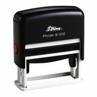 Оснастка Shiny для штампа 13х54 мм S-310