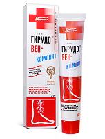ГирудоВЕН-комплит 50 г (Биокон) – гель для снятия отечности и усталости ног