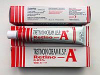 Крем от прыщей Третиноин Ретин ― А (Tretinoin) 0,05%