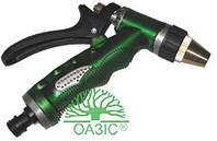 Пистолет поливочный металлический А5502, Оазис