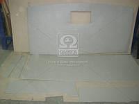 Обивка кабины КАМАЗ с низк. крышей без спального места (Россия). 5320-5000011