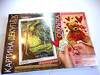 Набор Декупаж открытка, фото 1