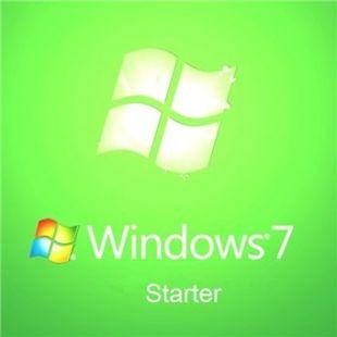 Microsoft Windows 7 Starter SP1 32-bit Russian (GJC-00581)