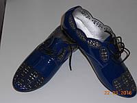 Модные лакированные туфли