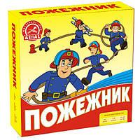 Настольная игра Пожарник