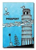 Оригинальная обложка на паспорт fp-03