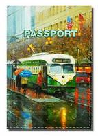 Оригинальная обложка на паспорт fp-17