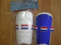 Щитки футбольные юношеские, пластик, 844-3М