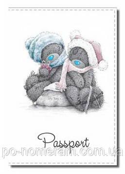 Оригинальная обложка на паспорт fp-94