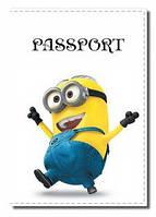 Оригинальная обложка на паспорт fp-131