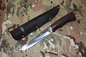 Нож с фиксированным клинком Волк, фото 2