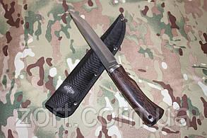 Нож с фиксированным клинком Волк, фото 3