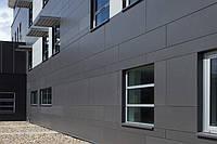 Вентилируемый фасад нержавеющей стали (монтаж)