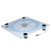 Охлаждающая подставка-кулер для ноутбука Notebook Cooler USB