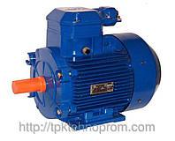 Эл двигатель 4ВР 180 M6 взрывозащищённый трёхфазный асинхронный 4ВР 180 M6  18.5 кВт 1000  об./мин.