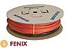 Тонкий нагревательный кабель FENIX ADSV-10Вт/м  под плитку