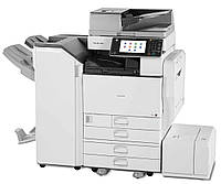 Офисный МФУ Ricoh MP C5503SP формата а3 3в1. Полноцветная, качественная печать. Сетевой принтер/сканер/копир.