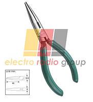 Довгогубці Pro'sKit  1PK-706, прямі, з ріжучими кромками, 135 мм
