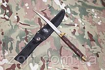 Нож с фиксированным клинком Скорпион, фото 3