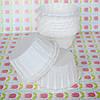Капсула для кексов(белая) №17 (25 шт.)