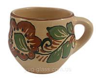 """Чашка """"'Мрія"""" 350 мл глиняна (глазурована) в асортименті"""