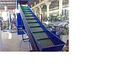 Линия переработки ПЭТ бутылок 2000 кг/час