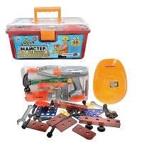 Детский набор инструментов Мастер на все руки 2056