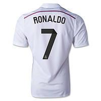 Футбольная форма Реал Мадрид Роналдо (Ronaldo) 2014-2015 Домашняя
