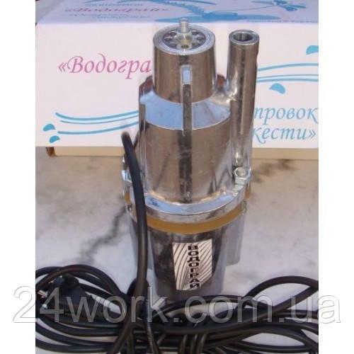 Водяной погружной вибрационный насос Водограй 1 клап,верх
