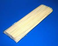 Палочки для шашлыка бамбуковые 35 см. 50 шт/ уп.