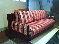 Перетяжка старой мягкой мебели